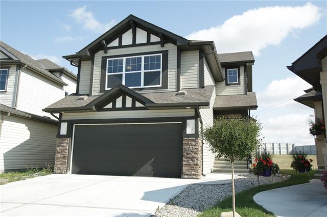 271 Cimarron Vista Court, Okotoks, AB T1S 0L5 (#C4203643) :: Calgary Homefinders