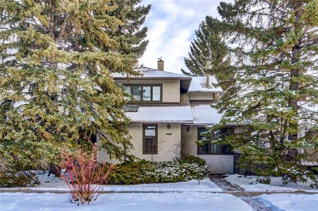 1426 6 Street NW, Calgary, AB T2M 3E6 (#C4203665) :: Redline Real Estate Group Inc