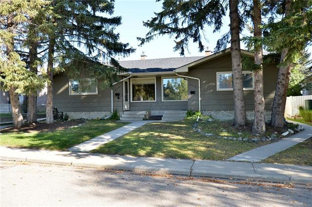 2116,2118 Chilcotin Road NW, Calgary, AB T2L 0X1 (#C4203759) :: The Cliff Stevenson Group