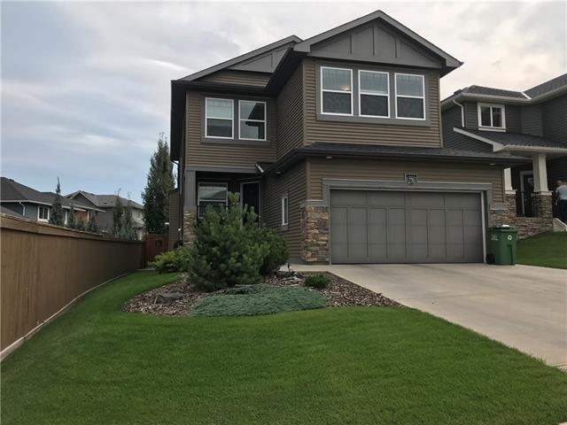 270 Jumping Pound Terrace, Cochrane, AB T4C 9K4 (#C4203769) :: Your Calgary Real Estate
