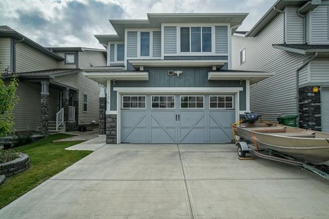 194 Morningside Circle SW, Airdrie, AB T4B 0X3 (#C4203867) :: Canmore & Banff