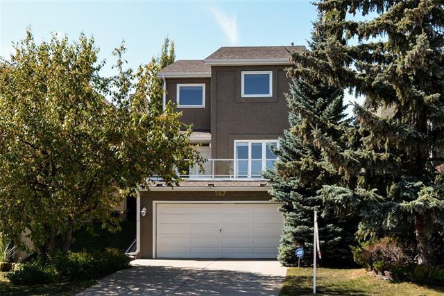267 Coach Side Road SW, Calgary, AB T3H 1L6 (#C4204167) :: Redline Real Estate Group Inc