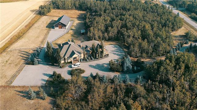 306051 Rusty Spurs Drive E, Rural Foothills M.D., AB  (#C4204359) :: Tonkinson Real Estate Team