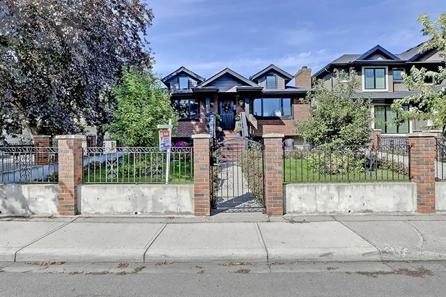 2012 56 Avenue SW, Calgary, AB T3B 1M8 (#C4204364) :: Redline Real Estate Group Inc
