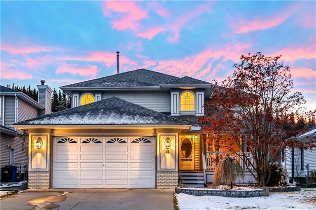 76 Riverview Circle, Cochrane, AB T4C 1K4 (#C4204600) :: Your Calgary Real Estate