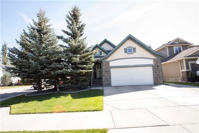175 West Lakeview Passage, Chestermere, AB T1X 1H6 (#C4204653) :: Redline Real Estate Group Inc