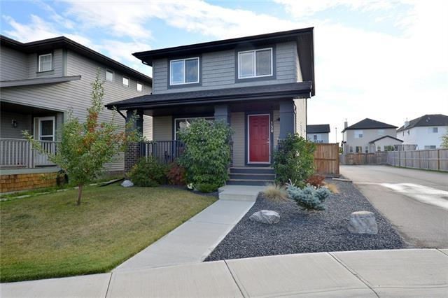 130 Reunion Court NW, Airdrie, AB T4B 0G9 (#C4205397) :: Redline Real Estate Group Inc