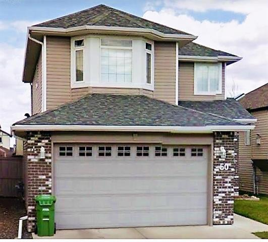 50 Coopers Close SW, Airdrie, AB  (#C4205441) :: Redline Real Estate Group Inc