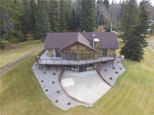 7231 HWY 584, Rural Mountain View County, AB T0M 1X0 (#C4205451) :: Virtu Real Estate