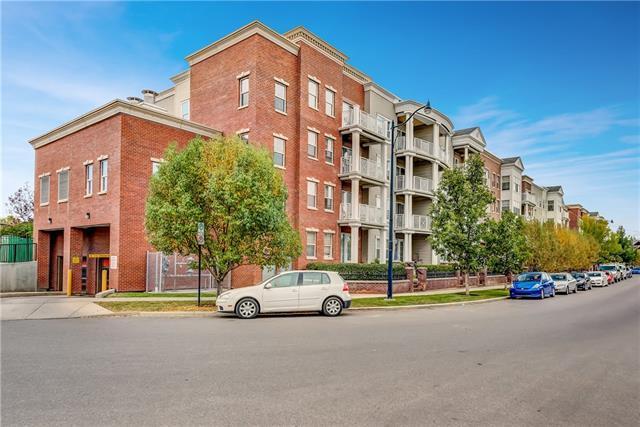 5605 Henwood Street SW #2114, Calgary, AB T3E 7R2 (#C4205459) :: The Cliff Stevenson Group