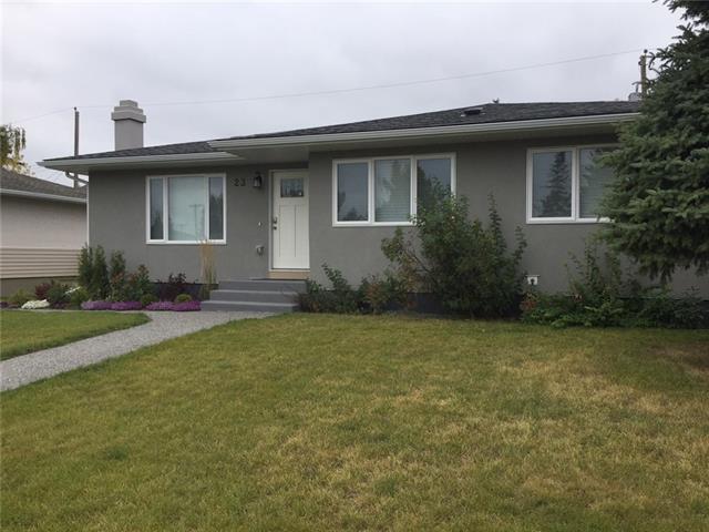 23 Westover Drive SW, Calgary, AB T3C 2S5 (#C4205626) :: The Cliff Stevenson Group
