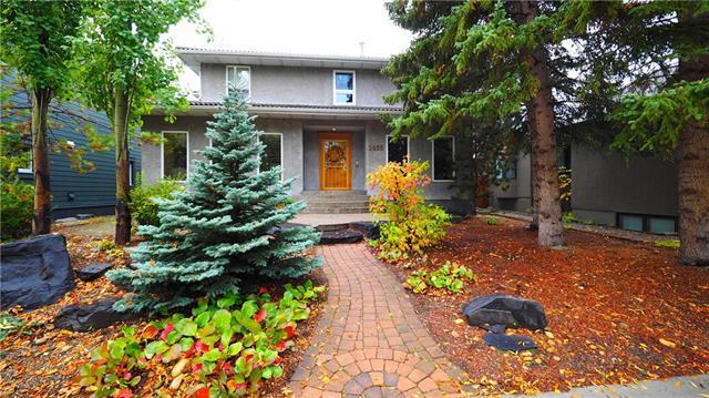 1435 5 Street NW, Calgary, AB T2M 3C1 (#C4205771) :: Your Calgary Real Estate