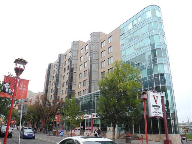 128 2 Avenue SE #705, Calgary, AB T2G 5J5 (#C4205991) :: The Cliff Stevenson Group