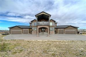 283200 Serenity Place, Rural Rocky View County, AB T2M 4L5 (#C4206269) :: Redline Real Estate Group Inc