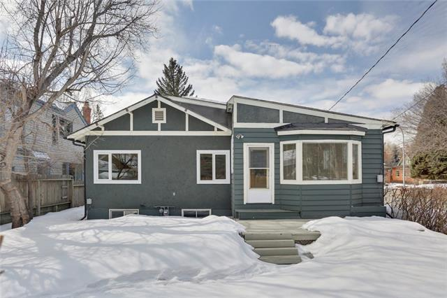 3802 7 Street SW, Calgary, AB T2T 2Y3 (#C4206273) :: Canmore & Banff