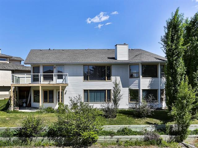 58 Sandstone Ridge Crescent, Okotoks, AB T1S 1P9 (#C4206620) :: Redline Real Estate Group Inc