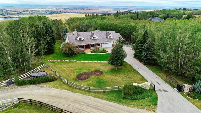 31057 Coyote Valley Road, Rural Rocky View County, AB T3L 2R1 (#C4206645) :: Tonkinson Real Estate Team
