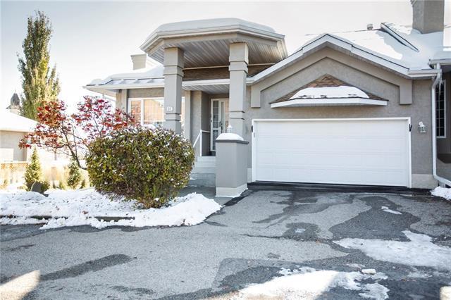 31 Christie Gardens SW, Calgary, AB T3H 3B5 (#C4206745) :: Tonkinson Real Estate Team