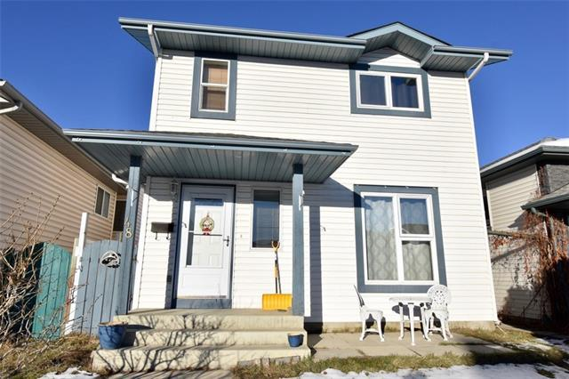 48 Applemont Close SE, Calgary, AB T2A 7S1 (#C4208215) :: Canmore & Banff