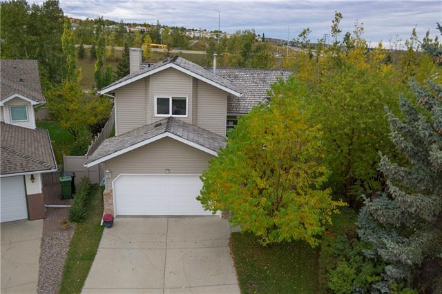 52 Macewan Ridge View NW, Calgary, AB T3K 3W2 (#C4208623) :: The Cliff Stevenson Group