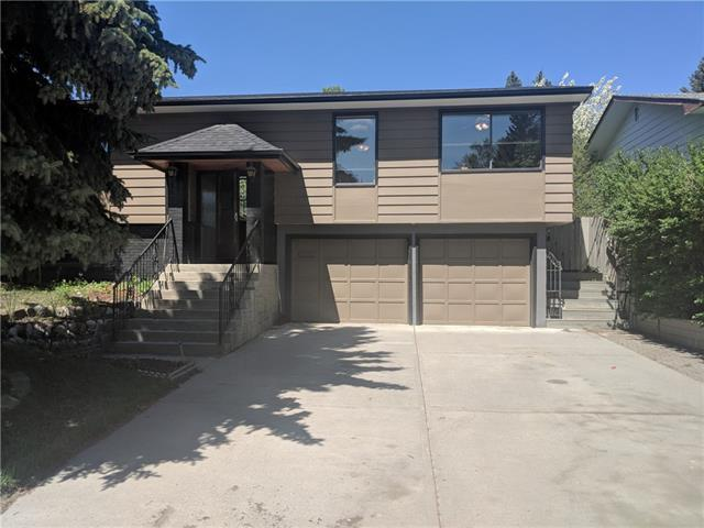 2244 Uxbridge Drive NW, Calgary, AB T2N 3Z4 (#C4208793) :: Canmore & Banff
