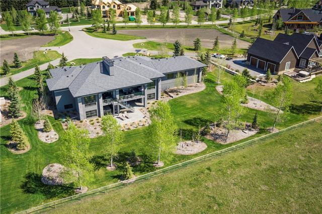 11 Mackenas Court, Rural Rocky View County, AB T3Z 3C9 (#C4208907) :: Redline Real Estate Group Inc