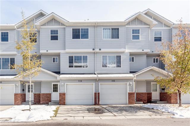 7038 16 Avenue SE #116, Calgary, AB T2A 7Z6 (#C4209144) :: Redline Real Estate Group Inc