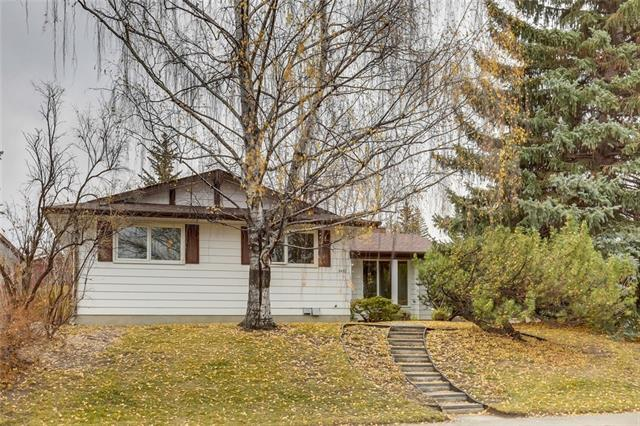 2423 Paliswood Road SW, Calgary, AB T2V 3P6 (#C4209226) :: Your Calgary Real Estate