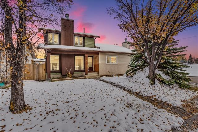 204 Edgedale Place NW, Calgary, AB T3A 2R2 (#C4209412) :: Calgary Homefinders