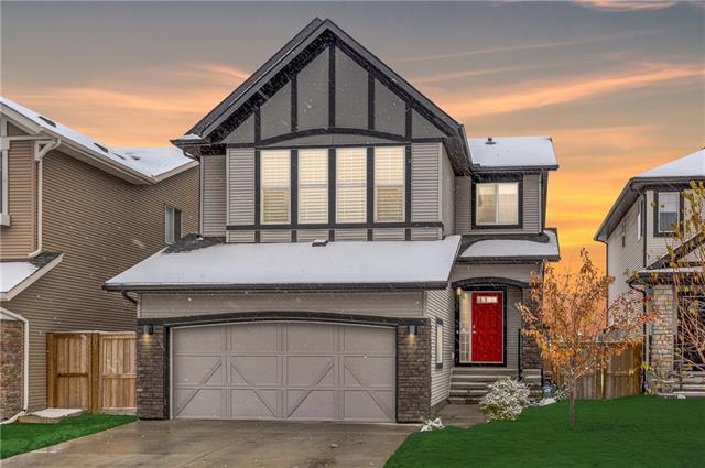 43 Brightoncrest Terrace SE, Calgary, AB T2Z 0Y7 (#C4209501) :: The Cliff Stevenson Group