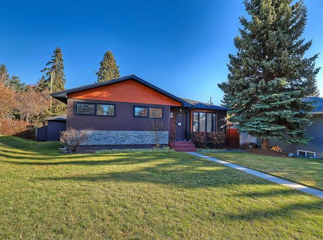 44 Cuthbert Place NW, Calgary, AB T2L 0S9 (#C4209578) :: The Cliff Stevenson Group