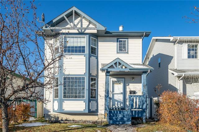 88 Appleside Close SE, Calgary, AB T2A 7T9 (#C4209600) :: Redline Real Estate Group Inc