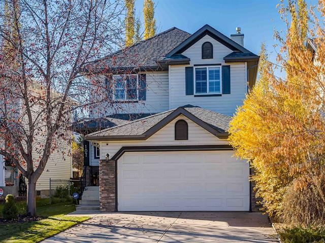 107 Bridlewood Drive SW, Calgary, AB T2Y 3T2 (#C4209910) :: The Cliff Stevenson Group