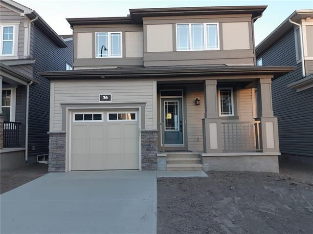 36 Carrington Way NW, Calgary, AB T3P 0Z1 (#C4210007) :: Your Calgary Real Estate