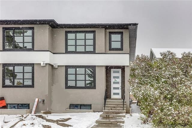 4810 21 Avenue NW, Calgary, AB T3B 0W9 (#C4210368) :: The Cliff Stevenson Group