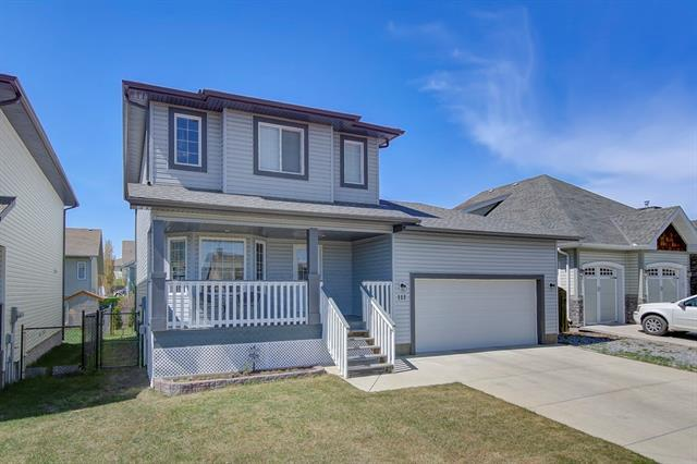 111 Aspen Circle, Strathmore, AB T1P 1X8 (#C4210491) :: Calgary Homefinders