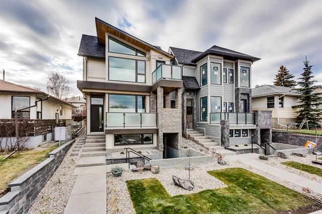 3025 12 Avenue SW, Calgary, AB T3C 0S5 (#C4210632) :: Calgary Homefinders