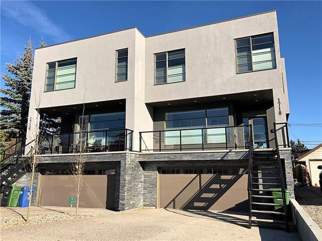 1718 28 Street SW, Calgary, AB T3C 1L9 (#C4210670) :: The Cliff Stevenson Group