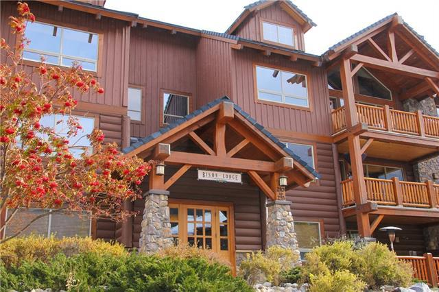 104 Armstrong Place #213, Canmore, AB T1W 3L5 (#C4210687) :: The Cliff Stevenson Group