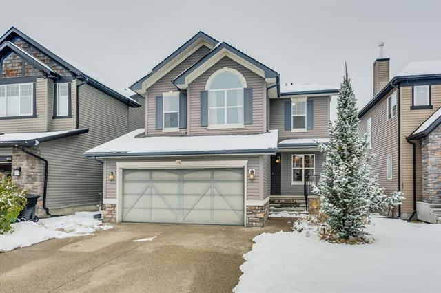 96 Cougartown Close SW, Calgary, AB T3H 0B3 (#C4210692) :: Calgary Homefinders