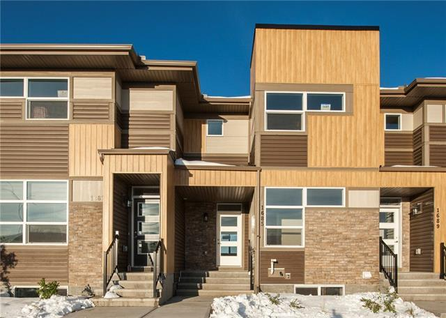 1685 Cornerstone Boulevard NE, Calgary, AB T3N 1H2 (#C4210719) :: Canmore & Banff