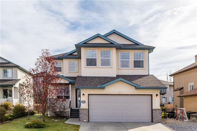 236 Sunterra Ridge Place, Cochrane, AB T4C 1W9 (#C4211143) :: Redline Real Estate Group Inc