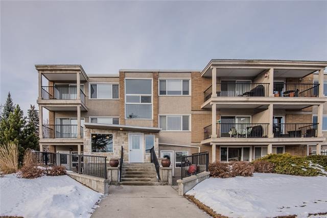 4915 8 Street SW #19, Calgary, AB T2S 2P1 (#C4211220) :: Calgary Homefinders