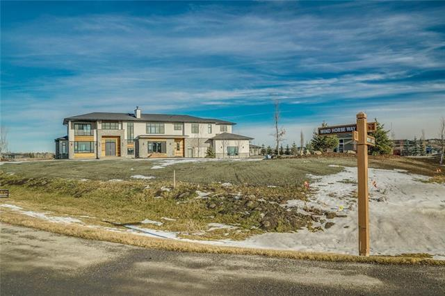 31060 Swift Creek Lane, Rural Rocky View County, AB T3Z 0B7 (#C4211415) :: Calgary Homefinders