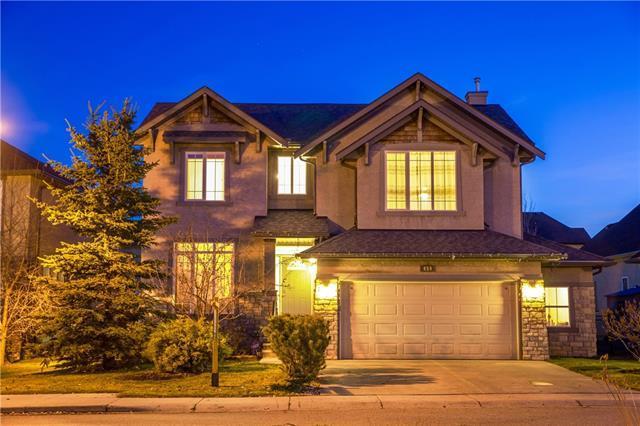 454 Discovery Ridge Boulevard SW, Calgary, AB T3H 5X6 (#C4213798) :: Tonkinson Real Estate Team