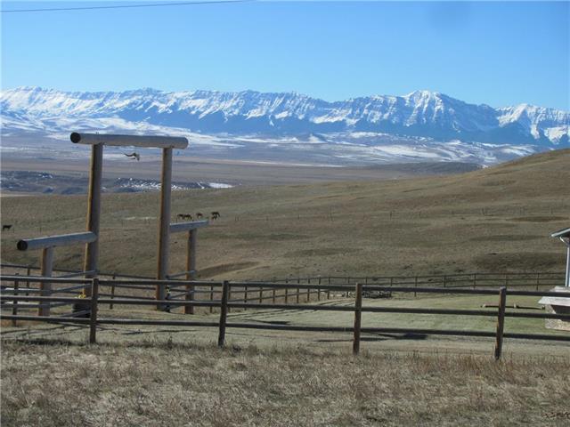 318 acres Porcupine Hills, Rural Pincher Creek M.D., AB T0K 0P0 (#C4213867) :: Redline Real Estate Group Inc