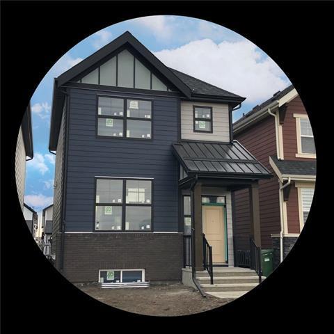93 Masters Street SE, Calgary, AB T3M 2R7 (#C4214077) :: Calgary Homefinders