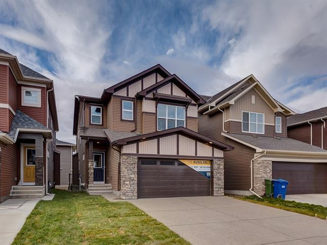 128 Savanna Close NE, Calgary, AB T3J 0X8 (#C4214200) :: Tonkinson Real Estate Team