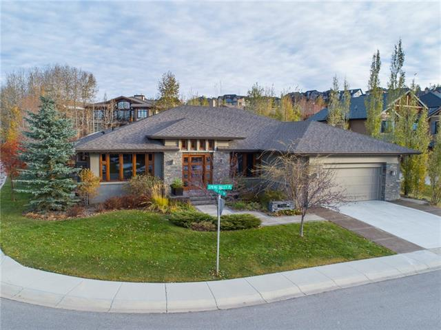 6 Spring Valley Place SW, Calgary, AB T3H 4V1 (#C4214307) :: Tonkinson Real Estate Team