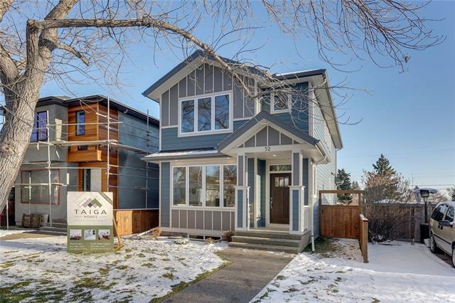 52 Hunter Street NW, Calgary, AB T2K 2B7 (#C4214335) :: The Cliff Stevenson Group